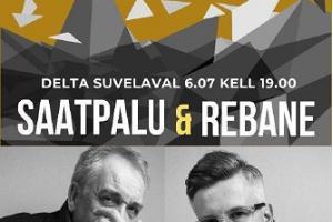 Lauri Saatpalu ja Peeter Rebase kontsert