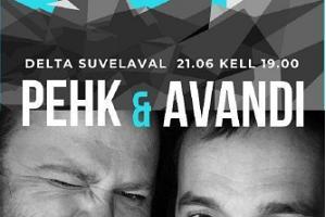 Jaan Pehki ja Märt Avandi kontsert