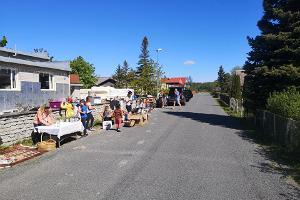 Kuressaare Tänavafestivali garaažimüük