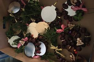 Jõulumeeleolus Kolga mõis