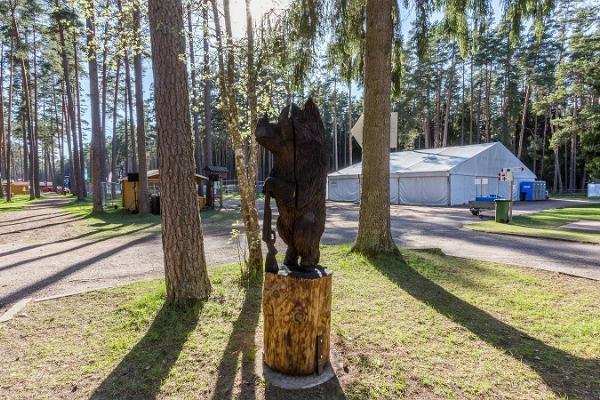 Tartu County Recreational Sports Centre outdoor area