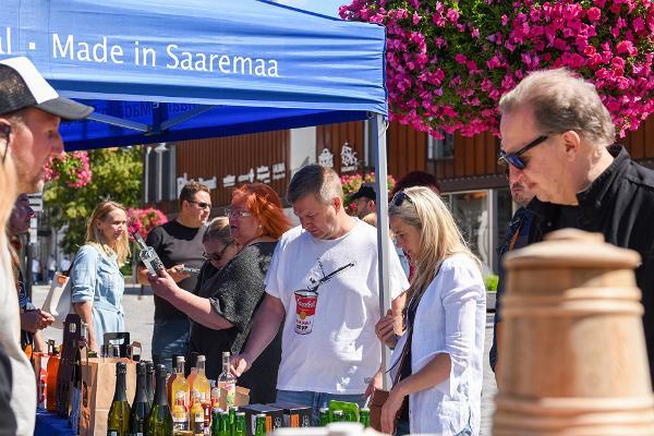 """Saaremaa EHTNE"" tirgus diena"