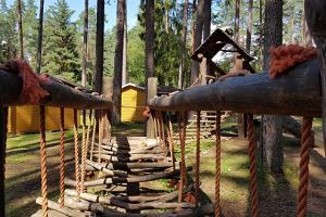 Игровая площадка Тартумааского центра оздоровительного спорта