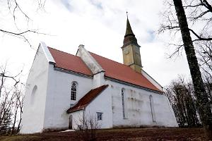 Puhja Church