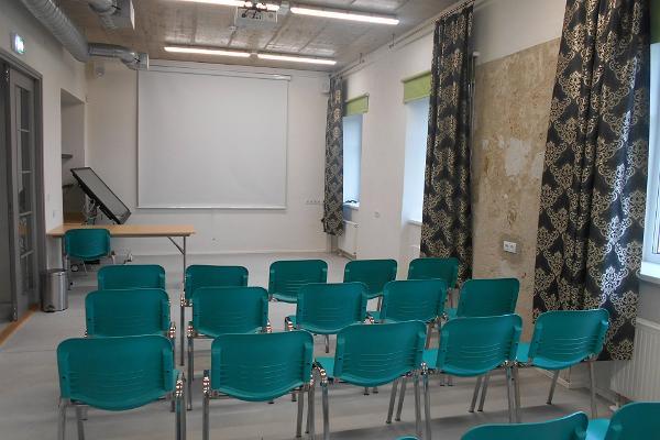 Järva-Jaani vanatehnika muuseumide keskuse seminarisaalid