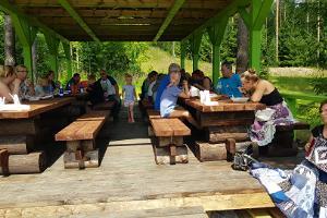 Kahvila Valgehobusemäen hiihto- ja lomakeskuksessa