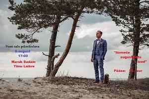 2020 Posti talu Piknikulava kontserdisari Marek Sadam 2020