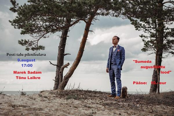 Posti Talu Picnic Stage concert series