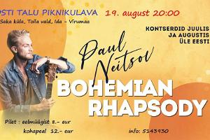 2020 Posti talu Piknikulava kontserdisari Paul Neitsov 2020