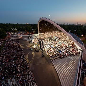 Song Festival Ground in Tallinn