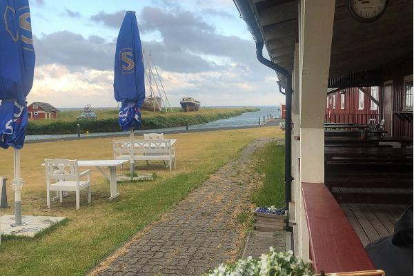 Sõru Pub offers a special atmosphere and wonderful views
