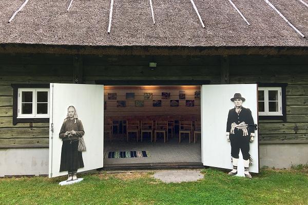 Ormsös Gårdsmuseum / Pearsi gård