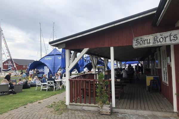 Sõru Pub hosts many awesome festivals