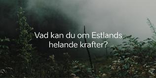 Estlands helande krafter - quiz