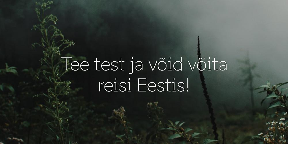 Viktoriin – kui hästi tunned Eesti rahvameditsiini?