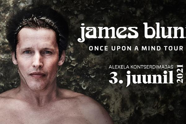 """Vorstellungstour von James Blunts neuem Album """"Once Upon A Mind"""""""