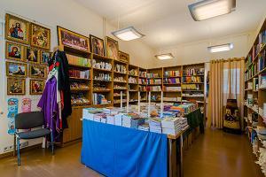 Tarton Paavalinkirkon kirjakauppa