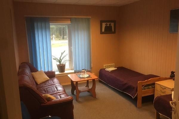 Emmaste Tea House offers accommodation
