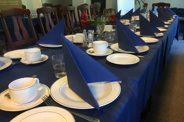 It is also possible to organise larger events at Emmaste Tea House