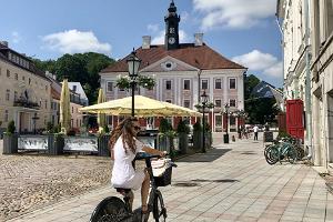 Rådhustorget i Tartu