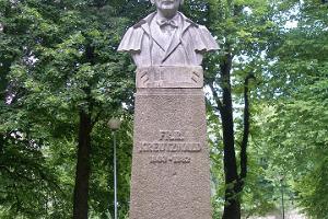 Friedrich Reinhold Kreutzwaldin monumentti