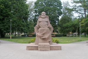 Das Jakob-Hurt-Denkmal