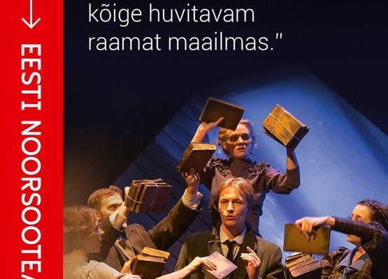 """Etendus """"Noored hinged"""" Eesti Noorsooteater"""