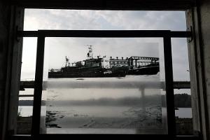 """Fotoausstellung """"Geheimnisvoller Hafen"""""""