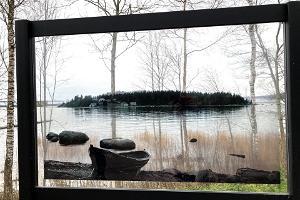 """Fotoausstellung """"Geheimnisvoller Hafen"""", Hafen von Hara"""