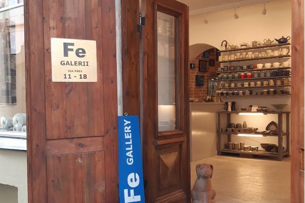 Eesti tarbekunsti galerii Fe