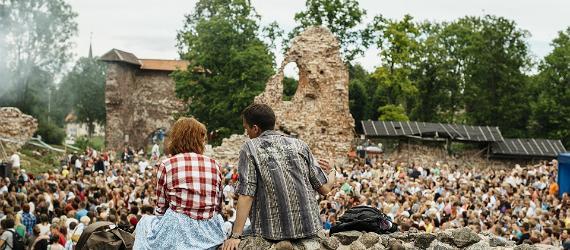 TOPP rahvamuusika festivalid