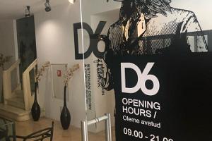 D6 Estonian Design & Coffee Bar OÜ