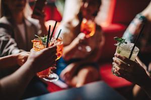 Lounge Deja Vu kokteilid