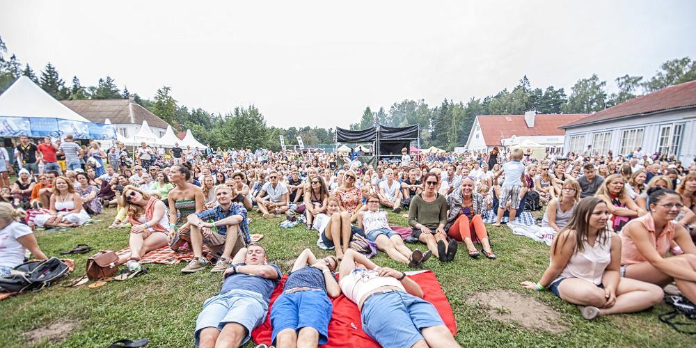Suve parimad muusikafestivalid