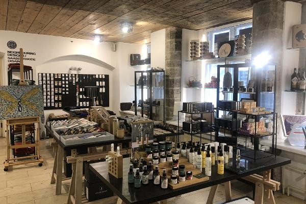 D6 Estonian Design & Coffee Shop