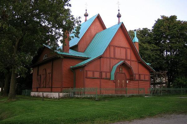 Tallinna Püha Piiskop Nikolause kirik (Kopli)