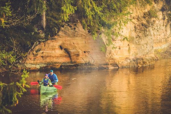 Kanuumatkad Võhandu jõel