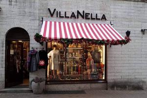 VillaNella käsitöökaupluse väline vaade