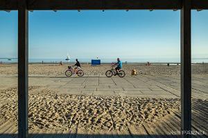 Pärnu Beach Promenade