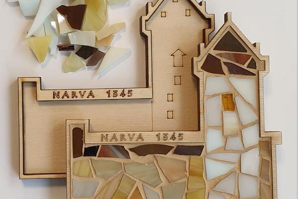 Narva Käsitöömaja galerii-pood