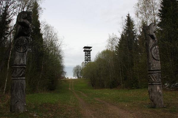 Harimägi ja Harimäe vaatetorn