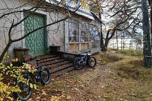 EBike- elektriratta matk imelisel Laulasmaa, Lohusalu ja Keila-Joa radadel