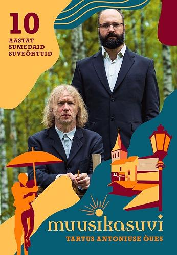 Ansambli Puuluup kontsedri plakat