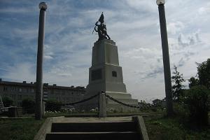 Vabadussõja mälestussammas Rakveres