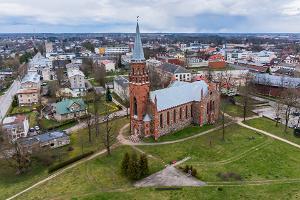 Pauluskirche in Viljandi