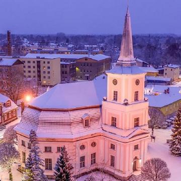 Grenzstadt Valga: Lohnendes Reiseziel im Süden Estlands