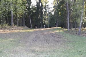 Disc-Golf Park von Tehvandi