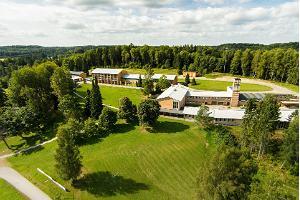 Käärikun urheilukeskuksen hotelli