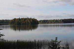 Sjön Pühajärv