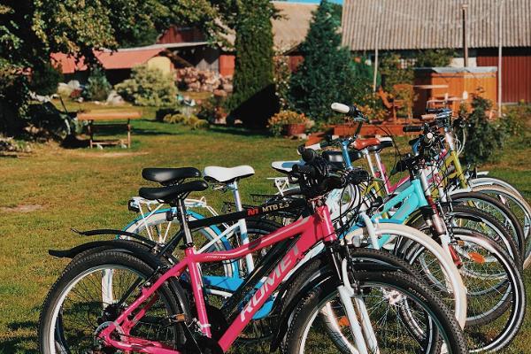 pyörävuokraamo Kihnussa, kotimajoitus Kihnussa